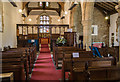 TF0881 : Interior, Ss Peter & Lawrence church, Wickenby by J.Hannan-Briggs