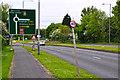 SO8753 : Wychavon : The A440 by Lewis Clarke