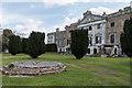 TL4201 : Garden, Copped Hall, Essex by Christine Matthews