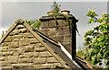 "J3874 : Former ""Ormiston"" gate lodge, Belfast - May 2014(2) by Albert Bridge"