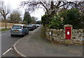 TF0207 : Postbox along the A606 in Stamford by Mat Fascione