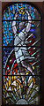 TQ8012 : Stained glass window, Conquest Hospital by Julian P Guffogg
