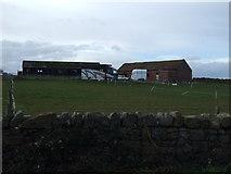NZ6917 : Farm buildings, Kilton Thorpe by JThomas