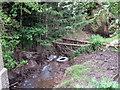 SJ4347 : Flennen's Brook by Jeff Buck