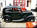SU0682 : Morris 8, High Street, Royal Wootton Bassett by Brian Robert Marshall