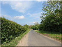 SE9746 : East  Street  toward  the  B1248  junction by Martin Dawes