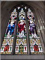 SU5794 : Dorchester Abbey: stained glass window (d) by Basher Eyre