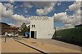 TQ3083 : Kings Cross viewing platform by Richard Croft