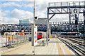 TQ2581 : Royal Oak station, London Underground, 2010 by Ben Brooksbank
