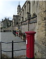 TF0207 : Postbox on Broad Street in Stamford by Mat Fascione