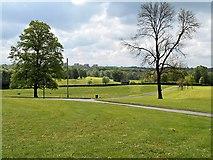 SD8304 : Heaton Park, View from Heaton Hall by David Dixon