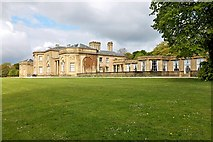 SD8304 : Heaton Hall and Orangery by David Dixon