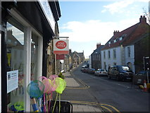 NU2410 : Northumberland Townscape : Northumberland Street, Alnmouth by Richard West