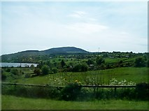 J0226 : Farmland between the A25 and Camlough Lake by Eric Jones
