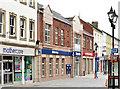 J2664 : The Ulster Bank, Lisburn (May 2014) by Albert Bridge