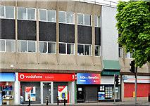 J2664 : Bow House (part), Lisburn (May 2014) by Albert Bridge