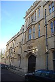 SP5106 : Jesus College by N Chadwick