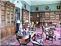 SJ7481 : Tatton Hall Library by David Dixon