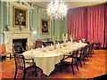 SJ7481 : Tatton Hall, Dining Room by David Dixon