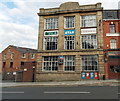 SJ4912 : Former newspaper offices to let, Chester Street, Shrewsbury by Jaggery
