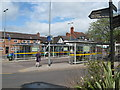 SJ6552 : Nantwich bus station 2-Cheshire by Martin Richard Phelan