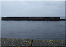 ND0215 : Breakwater, Helmsdale by JThomas