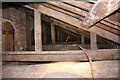 SJ4066 : Inside the roof of Chester Cathedral by Jeff Buck