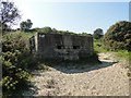 TM5495 : Pillbox on Gunton Cliff by Adrian S Pye