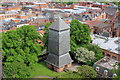 SJ4066 : The Addleshaw Tower, Chester by Jeff Buck