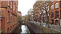 SJ8497 : Rochdale Canal, Manchester by Malc McDonald