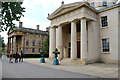 TL4558 : Downing College, Cambridge University by Kate Jewell