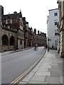 TL4458 : Pembroke Street, Cambridge by Kate Jewell