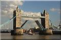 TQ3380 : Tower Bridge by Richard Croft