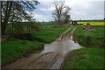NT9705 : Ford at Low Burradon by John Walton