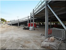 SD7807 : Radcliffe Tram Station Park and Ride Construction (May 2014) by David Dixon