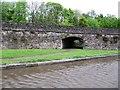 SK0282 : Bridge 60A, Bugsworth Canal Basin by Christine Johnstone