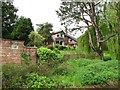 SJ9884 : Canalside house, Overdale Road by Christine Johnstone