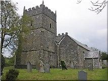 SS6744 : St Petrock's Church, Churchtown by Roger Cornfoot