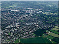 SU8678 : Maidenhead from the air by Thomas Nugent