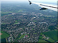 SU8679 : Maidenhead from the air by Thomas Nugent