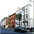 C4316 : Derry - Medieval Walled City - Bishop Street Dwellings by Suzanne Mischyshyn