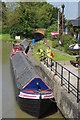 SP5374 : Narrowboats at Hillmorton by Stephen McKay
