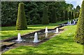 SP5241 : The Rill, Thenford Arboretum by David P Howard