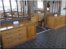 SP7006 : Inside St Mary Thame (VI) by Basher Eyre