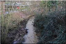TM1948 : River Fynn by N Chadwick