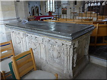 SP7006 : Inside St Mary Thame (XII) by Basher Eyre