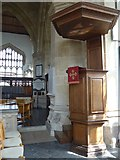 SP7006 : Inside St Mary Thame (XX) by Basher Eyre