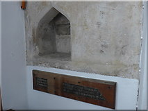 SP7006 : Inside St Mary Thame (XXII) by Basher Eyre