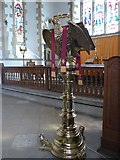 SP7006 : Inside St Mary Thame (XXVI) by Basher Eyre