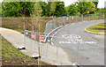 J3675 : Flood embankment, Victoria Park, Belfast - May 2014(1) by Albert Bridge